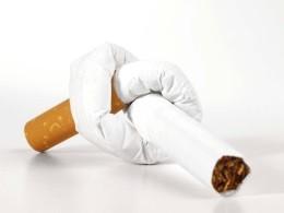 курил бросил